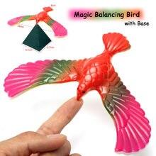 Free shipping Balance Eagle Bird Toy Magic Maintain Balance font b Home b font Office Fun