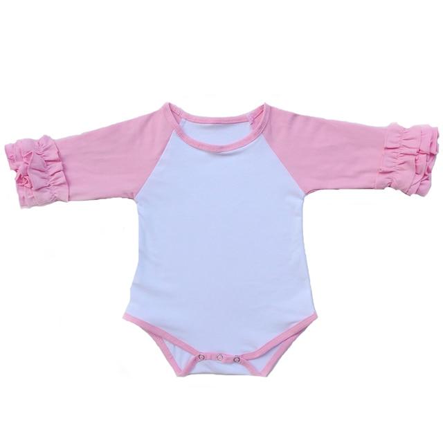 e5355992d Ruffled Newborn Baby Girl Clothes Fall Halloween Thanksgiving Gift ...