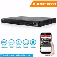 Hikvision OEM DS 7616NI E2 8P 16 Independent PoE Network Interfaces Case HDMI And VGA Output