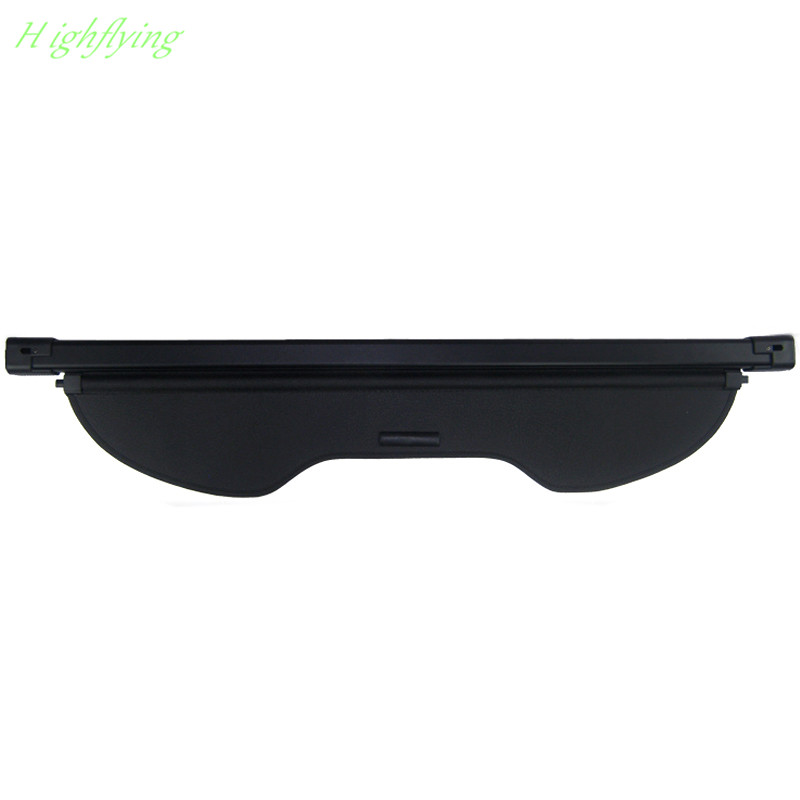 Trunk Security Cargo Cover Shield Cargo Liner Shade For Ford Escape Kuga 2013 2014 2015 2016 2017 diy rear trunk security shade hatch black cargo cover shade for ford edge 2011 2012 2013 only