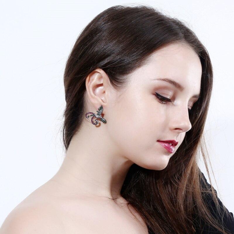 Phoenix Stud Earrings9