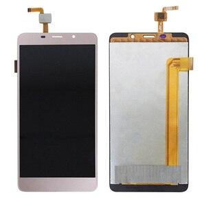 Image 3 - WEICEHNG ため 5.7 インチ Leagoo M8 M8 Pro の Lcd ディスプレイとタッチスクリーンスクリーンデジタイザアセンブリの交換 + 無料ツール