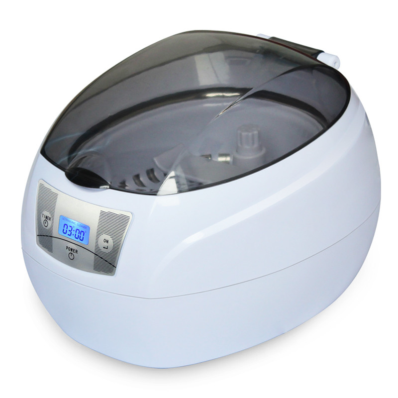 Ultrasonic Bath Cleaner 0.75L Tank Baskets Jewelry Watches Injector Ring Dental PCB 35W 42kHz Digital Mini Ultrasonic Cleaner professional digital ultrasonic jewelry and eyeglass cleaner with digital timer 35w mini ultrasonic cleaner bath