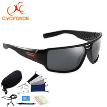 CYCFORCE Polarized Óculos Ciclismo Bicicleta Outdoor Sports Óculos De Sol  Para Homens Mulheres Óculos Óculos de 07a7b54056