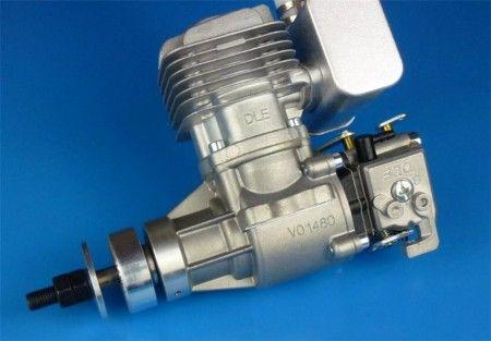 DLE 20 Motor GAS origjinal RA për shitje të nxehtë modeli aeroplan - Lodra me telekomandë - Foto 1