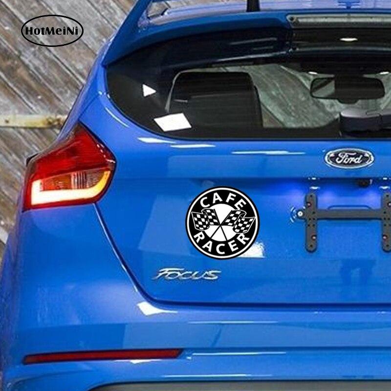 Hotmeini Car Styling 3d Car Sticker Cafe Racer Aufkleber Auto Moto