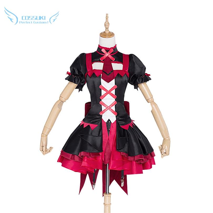 Gate Jieitai Kanochi Nite Kaku Rory Mercury Cosplay Costume Cosplay Suit Perfect Custom for You
