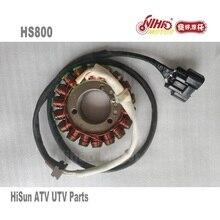 HS 07 HS800 الموالي بكرة بمغنيط Hisun أجزاء HS2V91MW 800cc HS 800 تكتيك سترايك ATV UTV رباعية محرك الغيار ل Coleman لشبل
