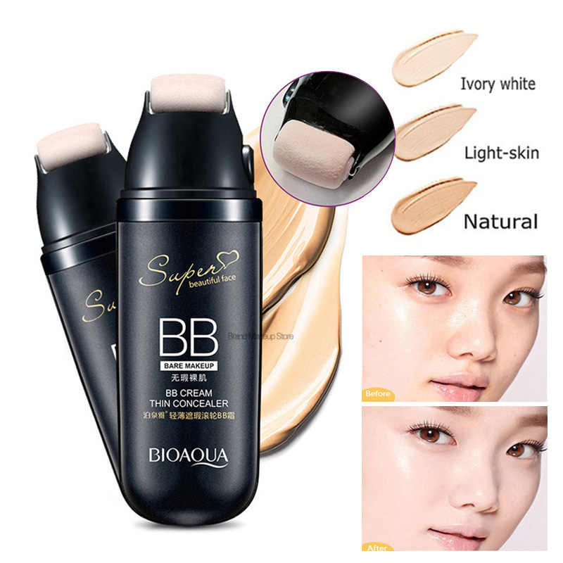Udara Bantal BB Cream Concealer Korea Kosmetik Bare Whitening Face Beauty Makeup Kosmetik Korea Dasar Missha Holika