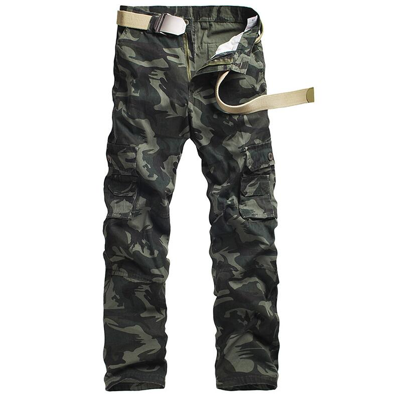 Men's Famous Tactical Pants Military Men Man Cargo Camouflage Pants Male Overalls Casual Trousers Larg Mens Pants Man Clothes
