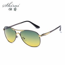 2018 New Men Polarized Sunglasses Aluminum Magnesium Sun Glasses mens sunglasses brand designer Driving Glasses Pilot Shades