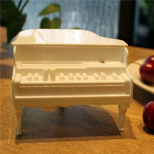 Khusus Piano Kotak Tusuk Gigi Dekorasi Rumah Otomatis Pop-up Kasus Dispenser Pemegang Tusuk Gigi Tusuk Gigi Kotak Penyimpanan UV Ultraviolet