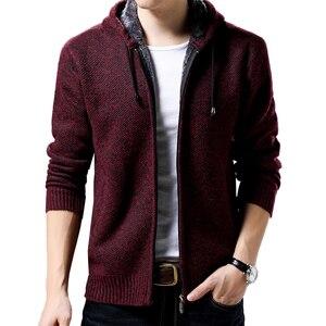 Image 3 - 2020ใหม่แฟชั่นแบรนด์เสื้อผ้าชายเสื้อCasual Mensสีทึบฤดูใบไม้ร่วงเสื้อแจ็คเก็ตบุรุษเสื้อลำลองแจ็คเก็ตHoodedสำหรับชายซิป