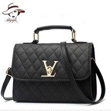 2018 Solid Color Mini Bags Handbags Women Famous Brands Messenger Bag PU Leather Shoulder Tote Bolsas Ladies Crossbody Purse