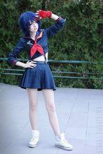 MATAR la MATAR Cosplay Ryuko Matoi Cosplay Traje Meninas Vestido de Festa  de Halloween Carnaval Cosplay 34146a22d0d3