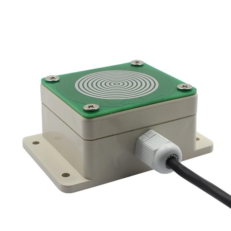 Бесплатная Доставка 10 ~ 30VDC Водонепроницаемый дождя и снега Передатчик датчик дождя Датчик обнаружения RS485 выход IP68 нет отопления