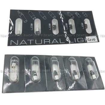 Free Shipping 5pcs Dental fiber optic handpiece lamp LED bulb compatible with kavo mutiflex coupling