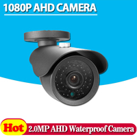 HD Analog Waterproof Outdoor 2MP AHD Camera 1080P CCTV Camera Night Vision Security Cam IR Cut