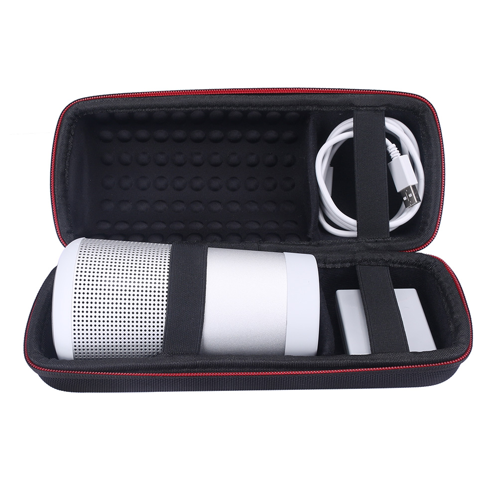 100% Brand New Protective Speaker Box Pouch Cover Bag Case For Bose SoundLink Revolve Bluetooth Speaker-Fit for Plug&Cable