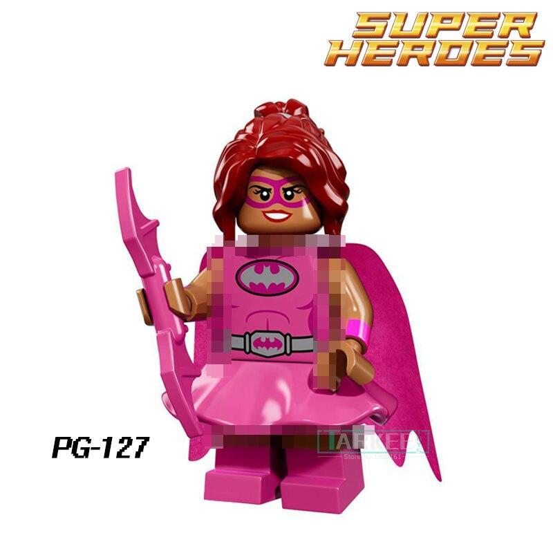 Kids DC Super Heroes Building Blocks Marvel Avengers Infinity War Batman Toys