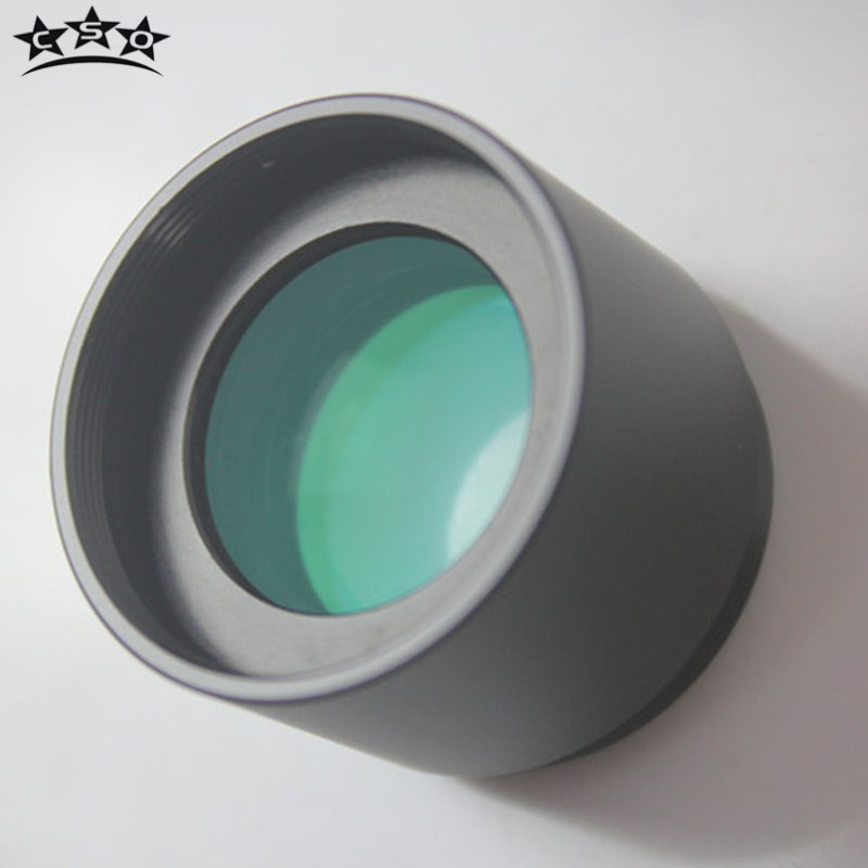 CSO 2x Magnification Barlow Lens Mirror Three-piece Lens Full Broadband Coating for Telescope Binoculars Eyepiece Astronomical ntnt free post new bristle brush flexible beater brush for irobot roomba 500 series green