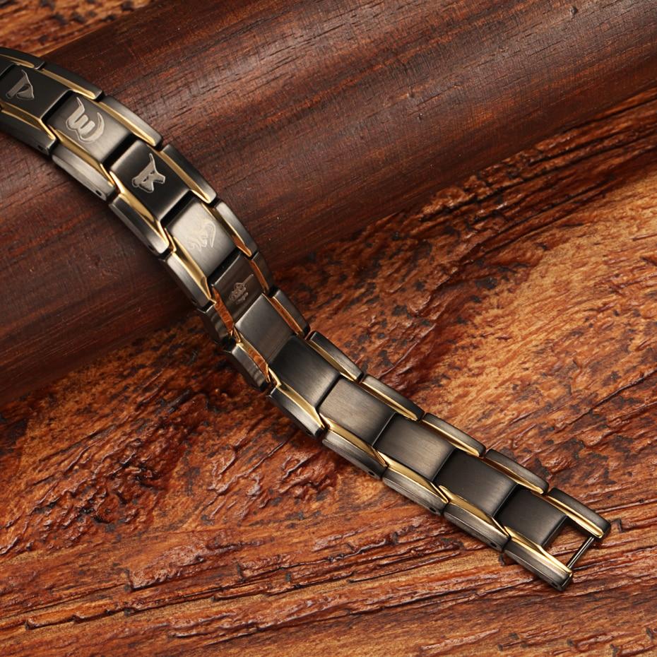 WelMag Magnetarmbänder & Armreifen verbessern die Durchblutung - Modeschmuck - Foto 6
