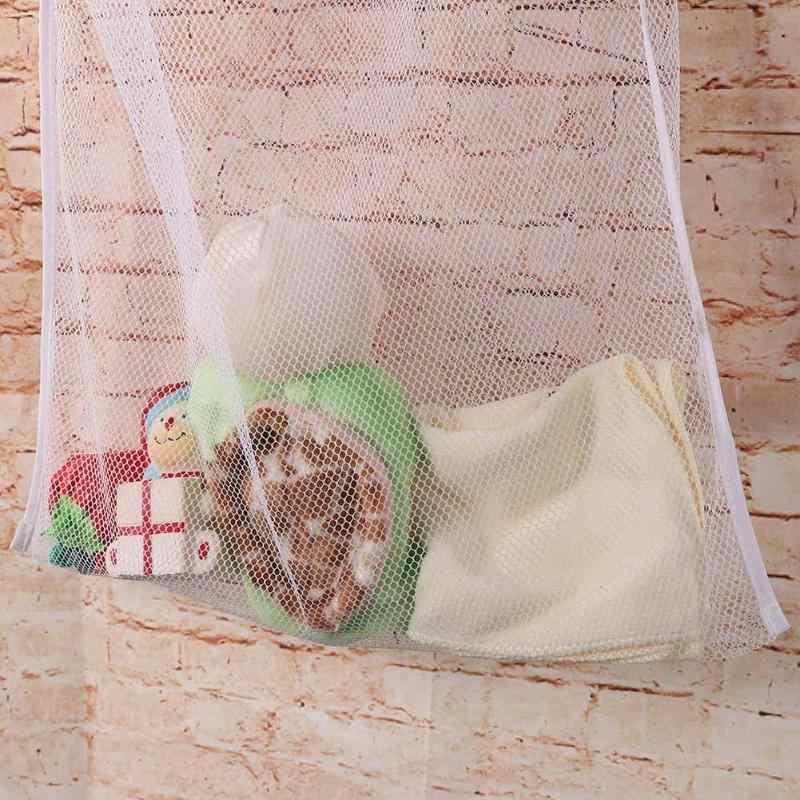 JOCESTYLE multiusos bebé ropa sucia bolsa cama hogar grande bolsa de almacenamiento colgante para niños Origanizer