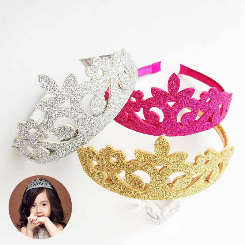 8f4bdc0553 Detail Feedback Questions about New Lovely Princess Crown Headband ...