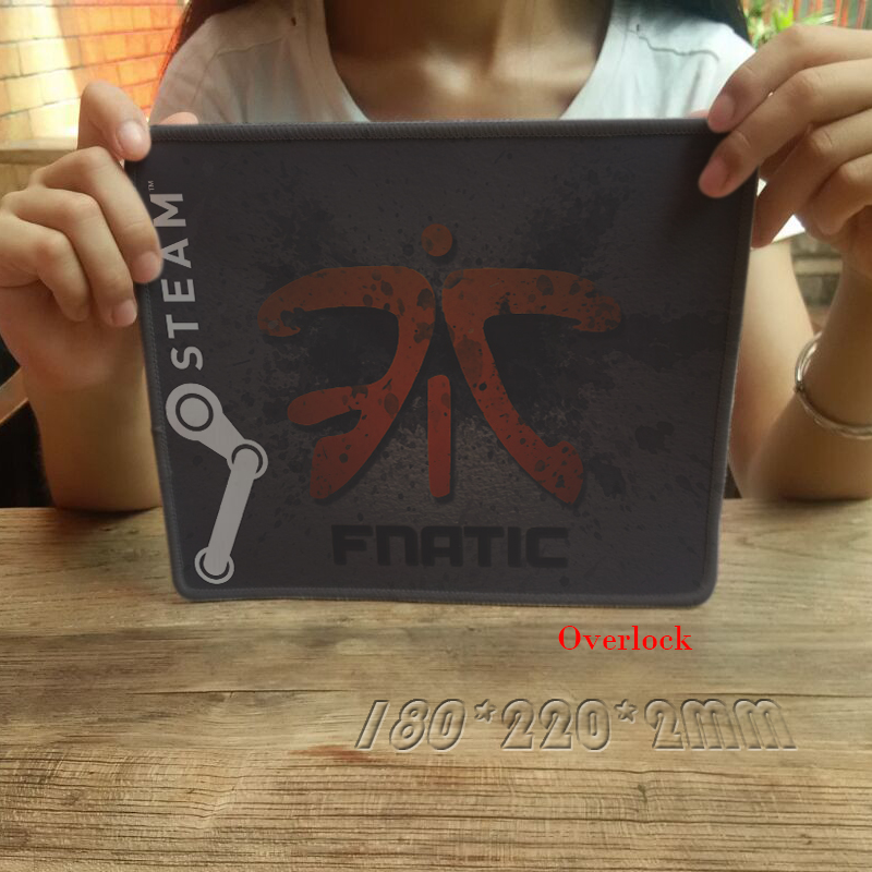 New Speed Surface Gaming Mouse Pad SteelSeries QCK + Fnatic Notebook Computer Mousepad For gamer Player Mice Mat 250*300*2MM