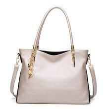 Sacs à main de Luxe femmes sacs Designer PU en cuir souple sacs à bandoulière pour femmes 2019 célèbre marque de mode Luxe femme sac bolso mujer