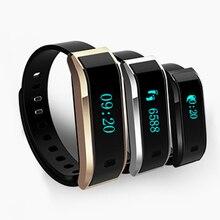 Smart Браслет спортивные часы Браслет мониторинг сна умный напоминание удаленного принимать фото Водонепроницаемый SmartBand часы
