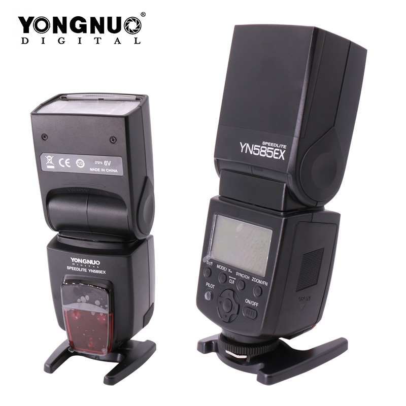 все цены на YONGNUO YN585EX P-TTL Speedlite GN58 TTL Wireless Flash Light for Pentax Camera AF-360FGZ AF540FGZ II K3II K-5 K-7 K-70 K-50 K-1