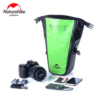 Naturehike Full Waterproof Camera Bag Swimming Bag Outdoor Travel Rainproof BagShoulder Bag Case for Sepside Photography