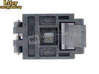 QFP44 TQFP44 FQFP44 PQFP44 FPQ-44-0.8-17 Enplas IC Test Burn-in Socket Programming Adapter 0.8mm Pitch