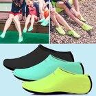 ✔  Обувь для дайвинга Удобные носки для плавания 1 пара 3 цвета Серфинг Пляж Водные виды спорта ★