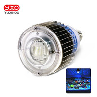 1pcs 100w E27 Aquarium Multichip LED Light Full Spectrum Pendant For Marine Reef,Corals,Reef,Fish Tank