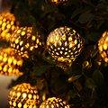 2 м из светодиодов золотой рождественские огни новый год ну вечеринку свадьбы украшения дома, Гирлянда огни строки, Аккумулятор для 20 шт., Сказочных огней