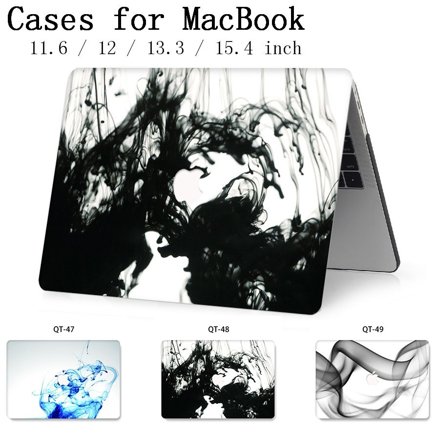 Hot New For Laptop MacBook Notebook Sleeve Cover Case Tablet Bags For MacBook Air Pro Retina 11 12 13 15 13.3 15.4 Inch Torba-in Laptop Bags & Cases from Computer & Office