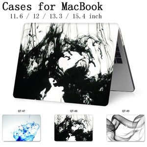 Image 1 - Hot New For Laptop MacBook Notebook Sleeve Cover Case Tablet Bags For MacBook Air Pro Retina 11 12 13 15 13.3 15.4 Inch Torba