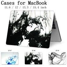 Hot New Per MacBook Del Computer Portatile Del Manicotto Del Taccuino Della Copertura Della Cassa Tablet Per MacBook Air Pro Retina 11 12 13 15 13.3 15.4 Pollici Torba