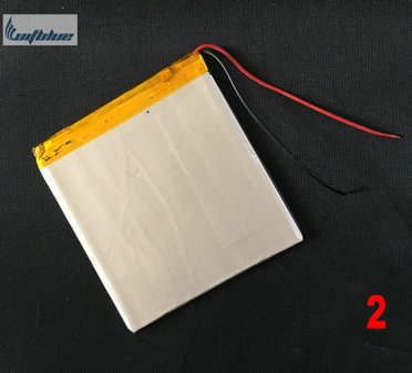Universal 3x100x100mm battery pack <font><b>3.7v</b></font> <font><b>6000mAh</b></font> polymer lithium 30100100 Battery for 8 9 10.1 inch Tablet 3095100 Replacement image