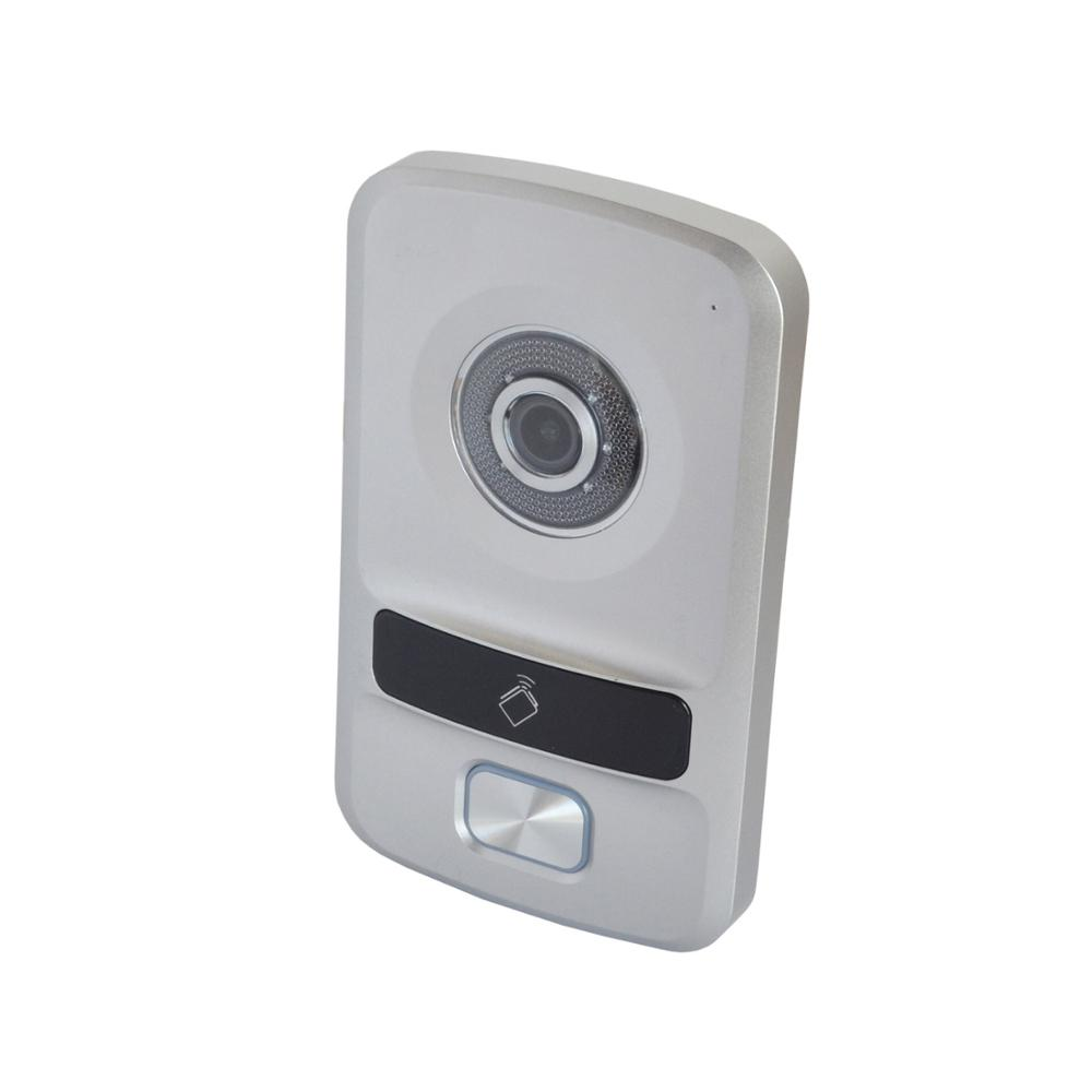 Hik HD multi Sprache DS KV8102 IP, IP intercom, IP türklingel wasserdicht, RFID karte, IP wired intercom - 2