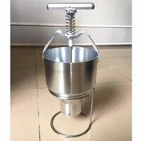 Donut manual que faz a máquina de aço inoxidável donut maker comercial/ferramenta de produção de donuts domésticos