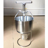 Manual Donut Making Machine Stainless Steel Doughnut Maker Commercial/Household Donuts Production Tool