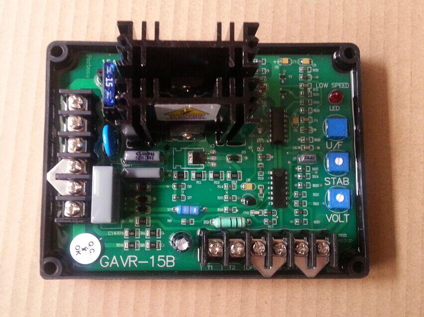 generator voltage regulator AVR GAVR 15B , GAVR15B 3d пазл expetro голова снежного барана blue 10634