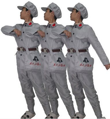 gray red army uniform for children chinese red army costume the Eighth Route Army chinese military costume for boys-in Boys Costumes from Novelty u0026 Special ...  sc 1 st  AliExpress.com & gray red army uniform for children chinese red army costume the ...