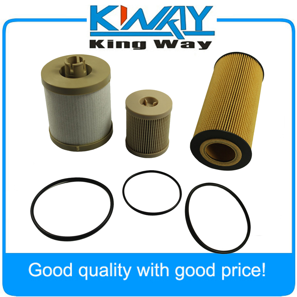 Diesel Oil Filter Fuel Fits For Ford Powerstroke 2003 2007 60l Fl2016 Fd4604 In Filters From Automobiles Motorcycles On