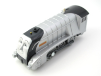 T0227 Electric Thomas And Friend Trackmaster Engine Motorized Train Chinldren Kids Toys NIB Spencer Wtih A