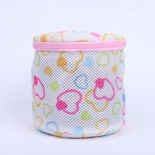5 Styles Lingerie Mesh Bag Zippered Fine Lines Laundry Bags Bra Underwear Protective For Washing Machines