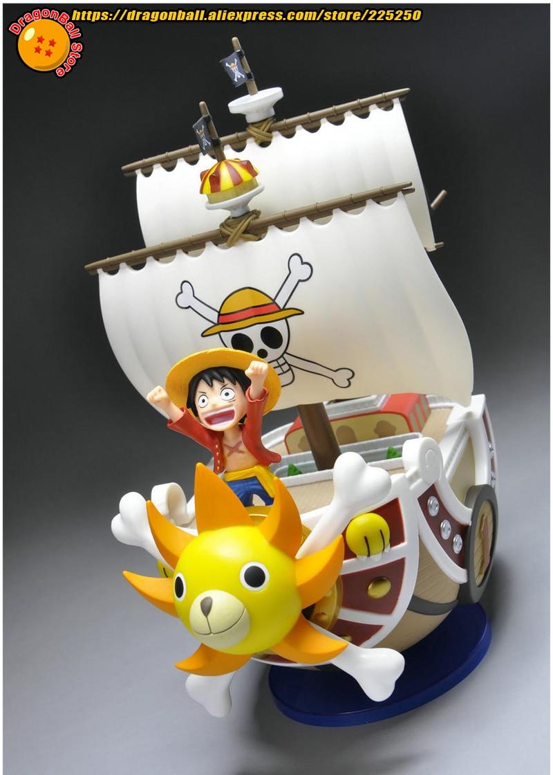 Banpresto One Piece Thousand Sunny Mega World Collectable  Figure Japan USA